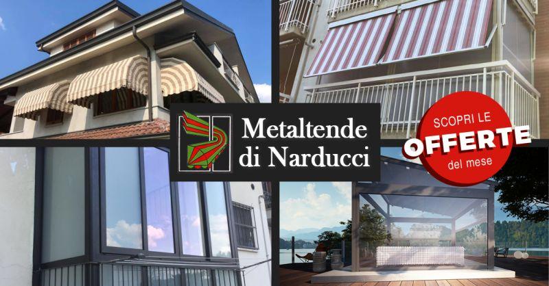 Offerta Tenda Veranda Doppio Rullo Torino - Occasione Installazione Tenda Veranda Torino