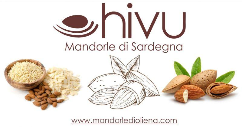 Hivu di Giorgio Carente Shop - offerta migliori mandorle dolci sarde autoctone vendita online