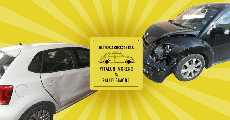 Offerta Carrozzeria Auto Riparazione Camion Ancona - Occasione Sostituzione Cristalli Riparazione Danni Grandine Ancona