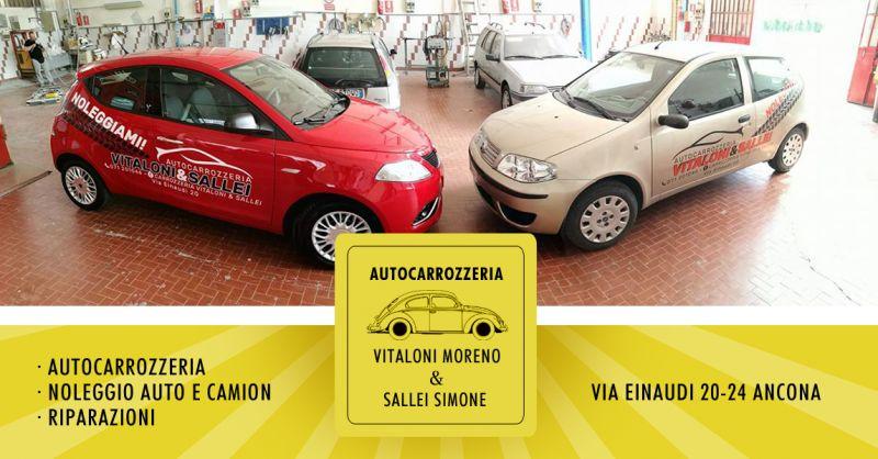 Offerta Noleggio Auto Ancona - Occasione Autonoleggio Noleggio Camion Ancona