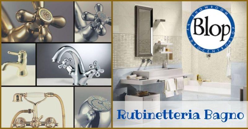 occasione rubinetteria bagno e accessori per arredobagno Versilia - BLOP IDROCENTRO