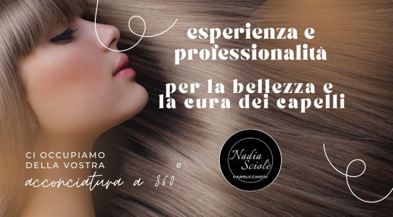 Offerta parrucchiere professionale a Teramo – occasione trattamenti curativi per il cuoio capelluto a Teramo