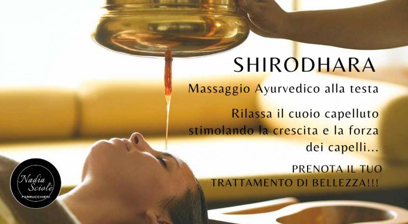 Occasione trattamento capelli SHIRODHARA a Teramo – vendita Massaggio Ayurvedico alla testa a Teramo