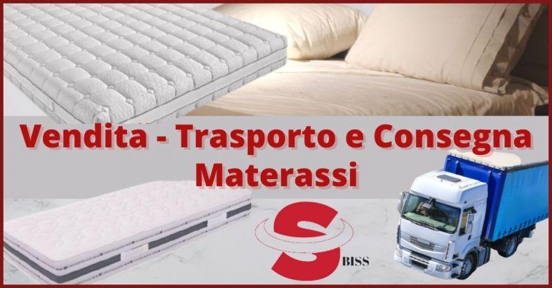 OCCASIONE VENDITA E CONSEGNA MATERASSI TOSCANA - TRASPORTO MATERASSI PER DITTE E PRIVATI