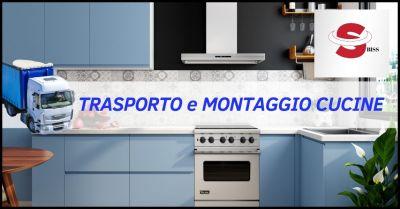 promozione trasporto e montaggio cucine biss trasporti e montaggio