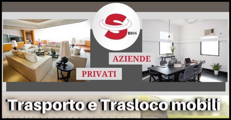 OFFERTA TRASPORTO E TRASLOCO MOBILI IN TOSCANA - BISS TRASPORTI