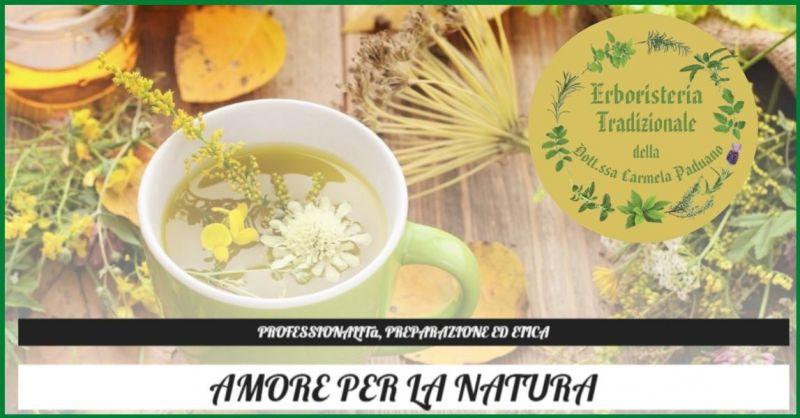 ERBORISTERIA TRADIZIONALE - promozione erboristeria e vendita prodotti naturali Pistoia