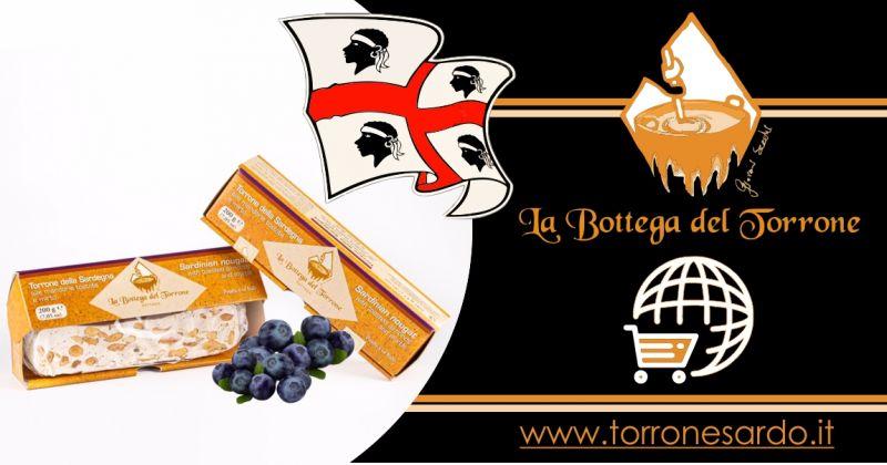 La Bottega del Torrone shop online - offerta torrone al mirto confezione 200 gr