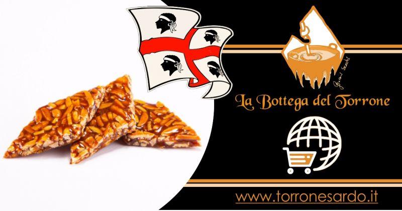 La Bottega del Torrone shop online - offerta croccante alle mandorle di Sardegna