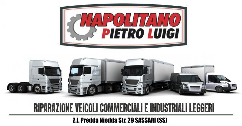 NAPOLITANO PIETRO LUIGI - offerta officina riparazione veicoli commerciali e industriali