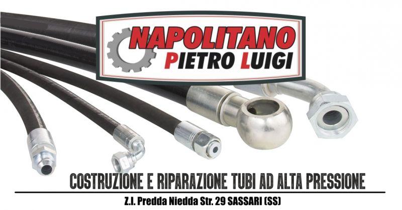 NAPOLITANO PIETRO LUIGI - offerta costruzione e riparazione tubi ad alta pressione