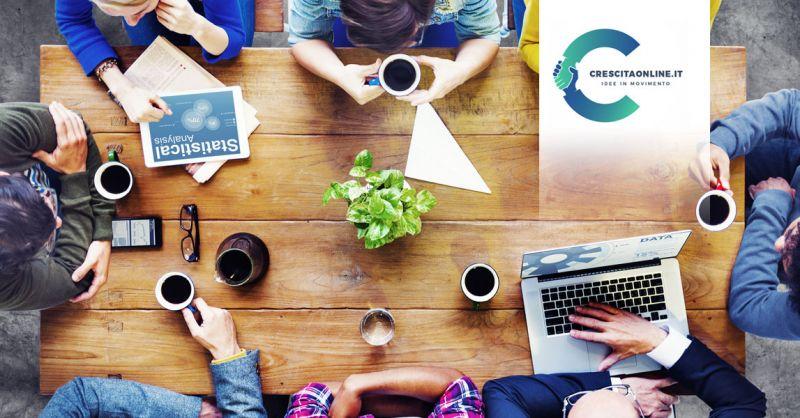 Crescita Online – offerta sviluppo comunicazione ed interazione digitale – promozione strategie e strumenti Social Marketing