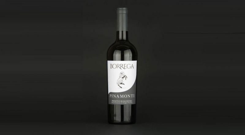 Vino rosso Primitivo Manduria DOP - Salento Puglia
