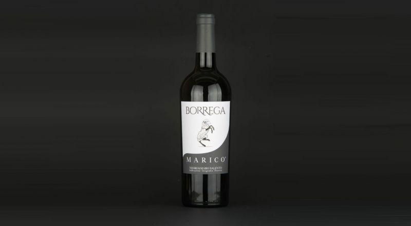 Vino Rosso Maricò Negramaro del Salento IGP Puglia