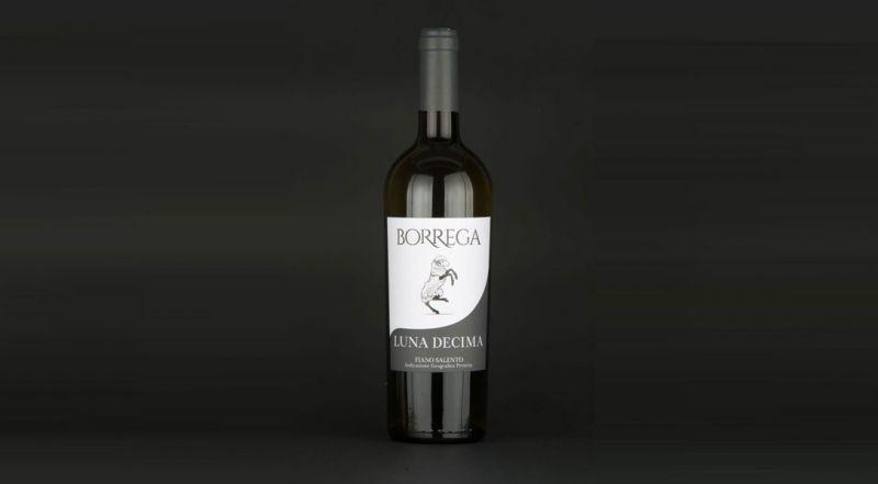 Vino bianco Luna Decima Fiano del Salento IGP Puglia