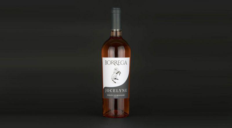 Jocelyne, Vino Rosato di Negroamaro del Salento - Puglia