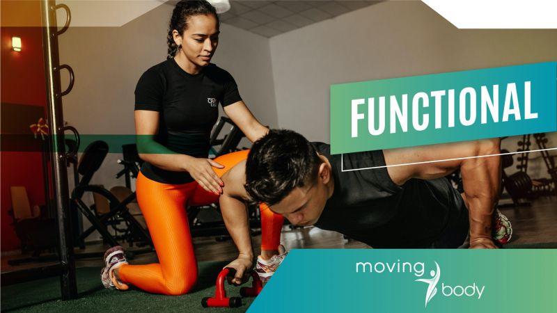 Corsi di Functional Training (allenamento funzionale)