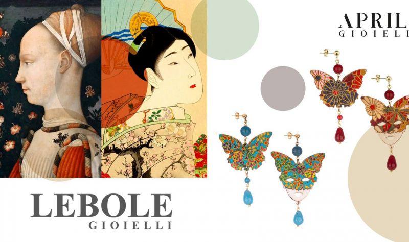 offerta Le creazioni Lebole Gioielli online Aprile Gioielli
