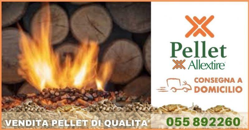 offerta vendita pellet all'ingrosso e al dettaglio - occasione consegna pellet domicilio