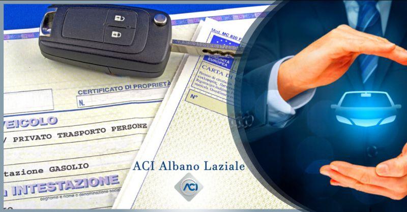 offerta agenzia pratiche auto albano laziale - occasione disbrigo pratiche assicurative roma