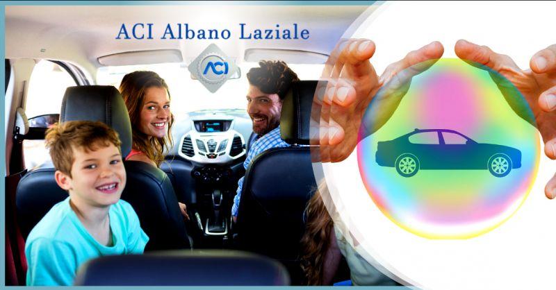 ACI ALBANO LAZIALE - Offerta assicurazioni auto Ariccia