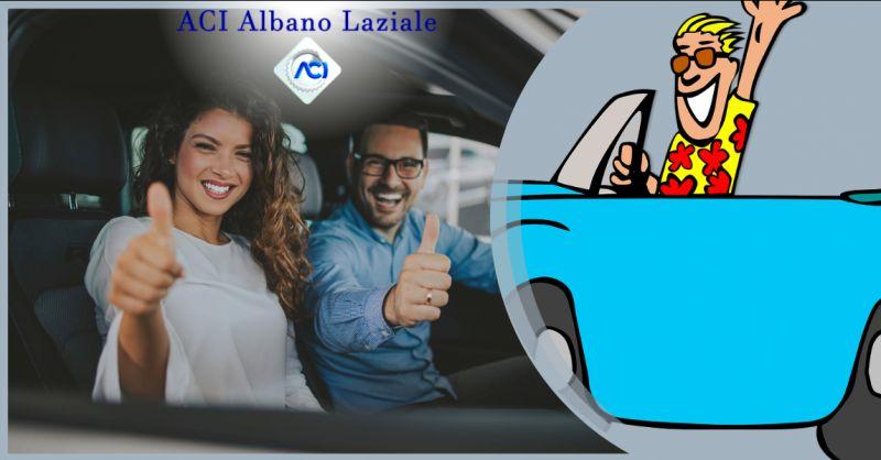 ACI ALBANO LAZIALE - offerta assistenza bolli auto Marino