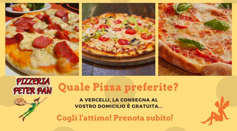 Offerta pizza d'asporto a Vercelli con consegna gratuita a Vercelli a Novara – Vendita pizza con frutti di mare calzone pizza a casa a Vercelli a Novara