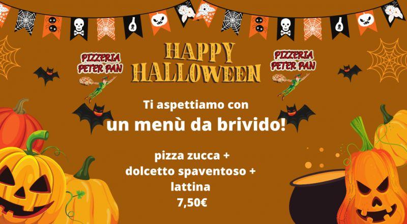 Occasione menù pizza per halloween a Novara a Vercelli – offerta pizzeria da asporto a Novara a Vercelli