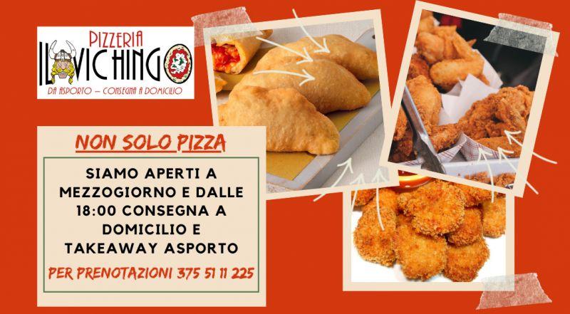 Vendita cibo da asporto a Novara panzerotti nuggets di pollo ali di pollo fritto consegna a domicilio a Novara – vendita street food e pizzeria a Novara