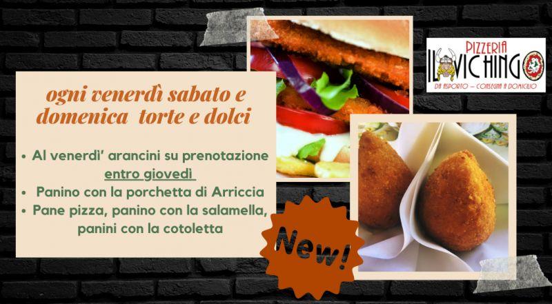 Occasione torte di compleanno da asporto a Novara – offerta specialità street food con consegna a domicilio a Novara