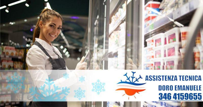 DORO EMANUELE - offerta assistenza impianti di refrigerazione industriale Sassari