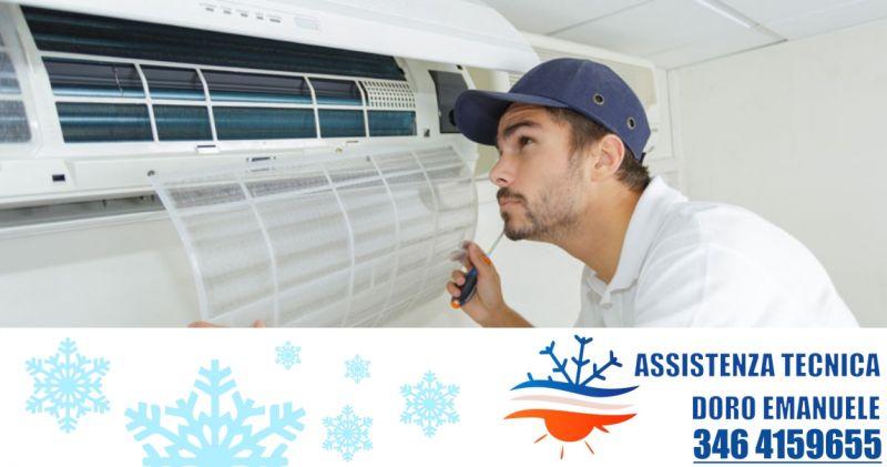DORO EMANUELE - offerta assistenza tecnica e manutenzione impianto di climatizzazione