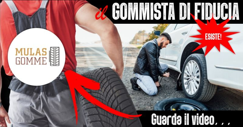 MULAS GOMME offerta gommista di fiducia Ottana - promozione vendita pneumatici