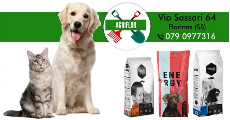 AGRIFLOR - offerta crocchette Amity per cane e gatto