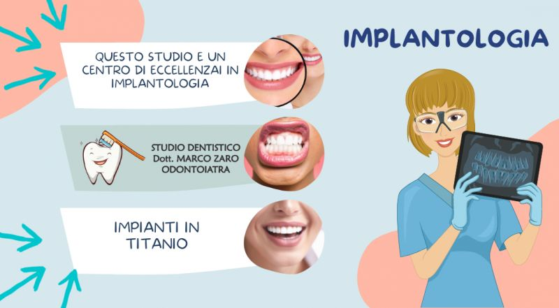 offerta studio dentistico specializzato in implantologia dentale e Pordenone  – Occasione studio dentistico apparecchio dentale fisso e mobile a Pordenone
