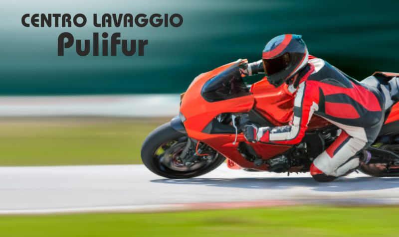 CENTRO LAVAGGIO PULIFUR offerta lavaggio tute in pelle moto – riparazione abbigliamento motociclista