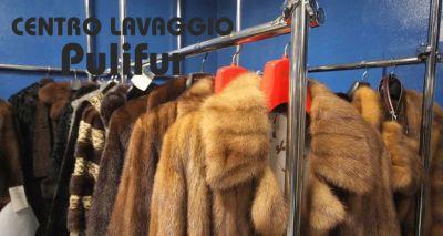 centro lavaggio pulifur offerta rimessa a modello pellicce promozione pulitura pellicce