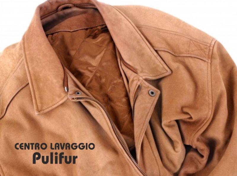 CENTRO LAVAGGIO PULIFUR offerta lavaggio capi in pelle – promo riparazione abiti in pelle