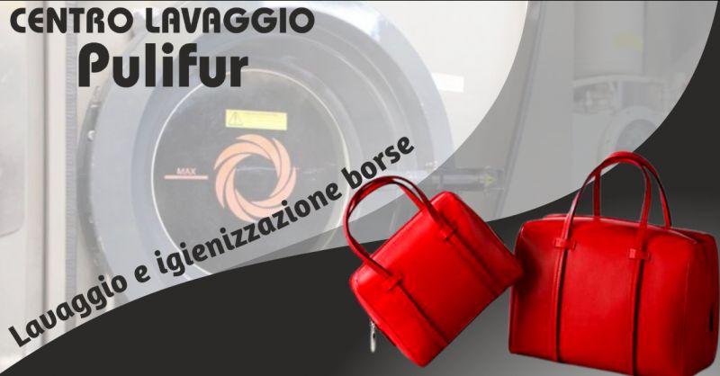 Offerta lavaggio e igienizzazione borse e pochette Bergamo - occasione pulitura borse Bergamo