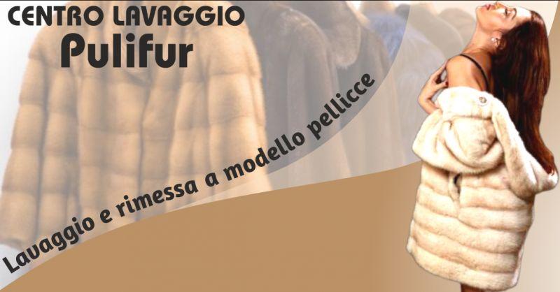 Offerta pulitura e rimessa a modello pellicce Bergamo - occasione lavaggio pellicce Bergamo