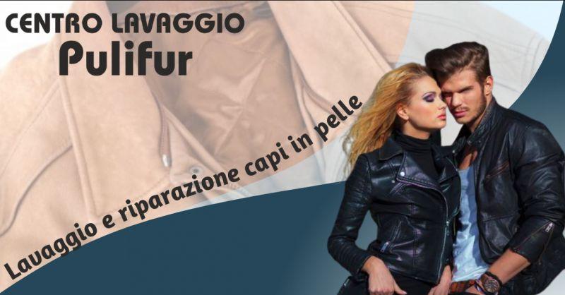 Offerta riparazione capi in pelle Bergamo - occasione servizio lavaggio abiti in pelle Bergamo