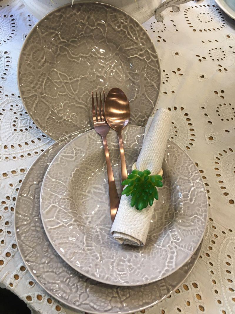 negozio catania servizio di piatti in ceramica