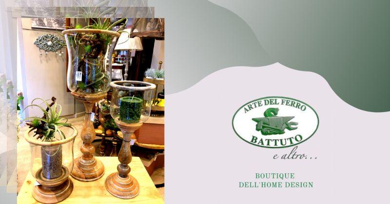 offerta vendita vasi caspo Catania - occasione vendita vasi in legno e vetro Catania