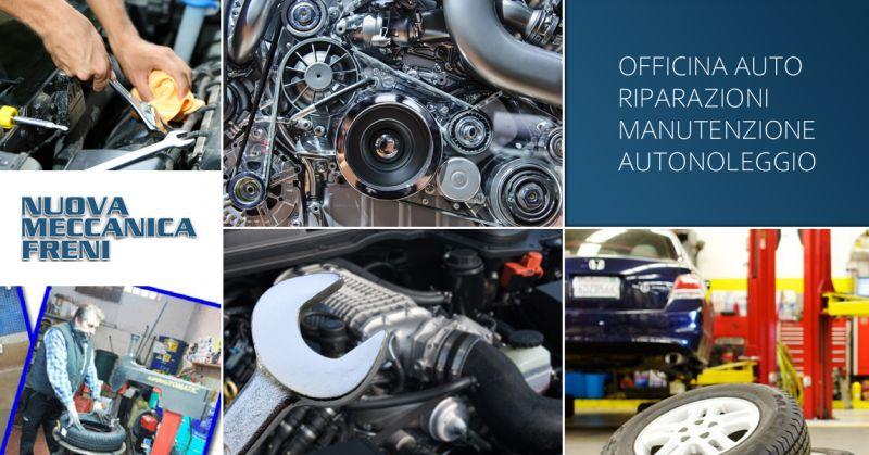 Offerta Autofficina Riparazione Auto Ancona - Occasione Riparazioni Auto a Noleggio Ancona