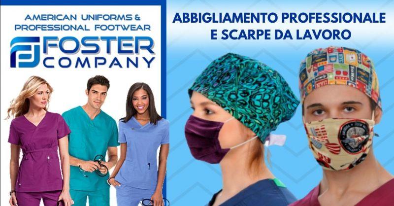 FOSTER COMPANY - Offerta vendita abbigliamento calzature professionali provincia Verona