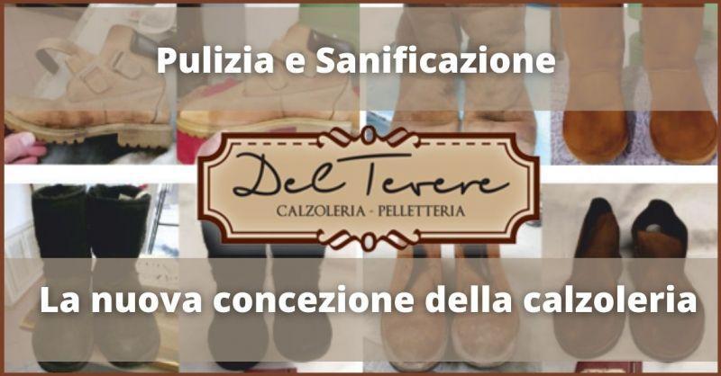 CALZOLERIA PELLETTERIA DEL TEVERE  - offerta calzoleria e pelletteria Versilia