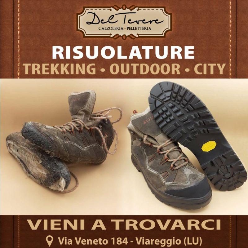 occasione Servizio risuolatura scarpette per l arrampicata -  SCARPONI DA TREKKING