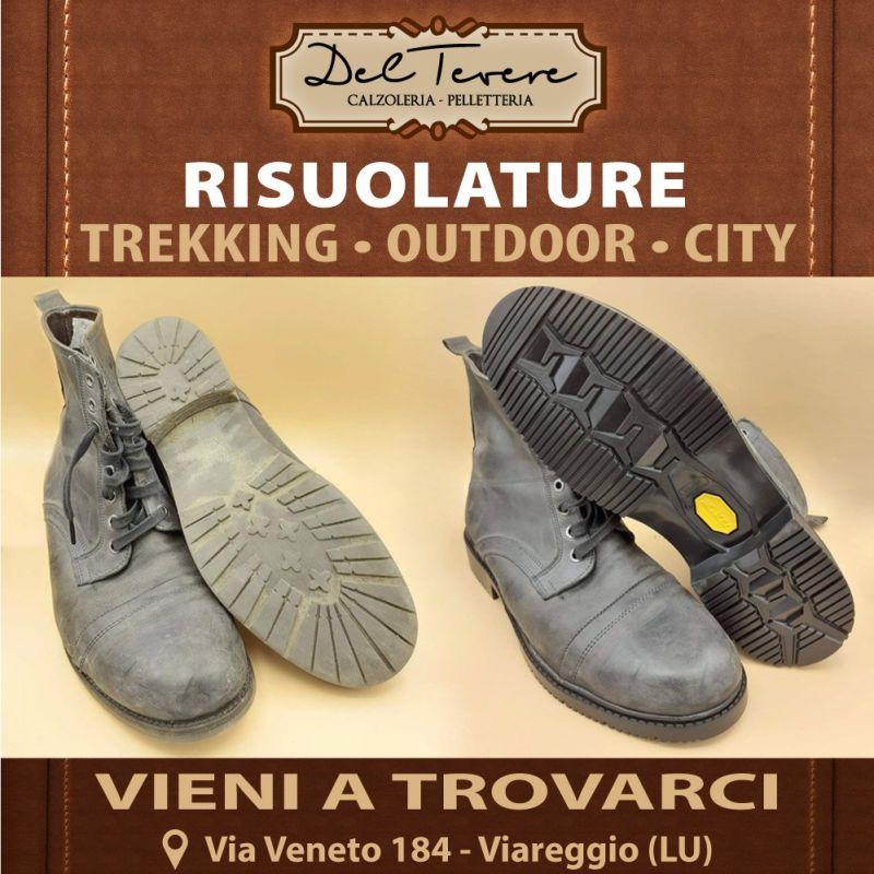 RISUOLATURE CITY-TREKKING-AUTDOOR