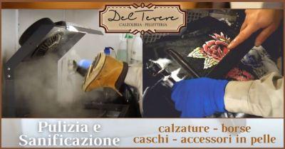 promozione sanificazione calzature con ozono offerta sanificazione oggetti con ozono