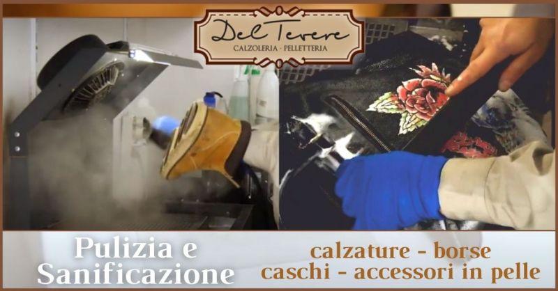 promozione sanificazione calzature con ozono - offerta sanificazione oggetti con ozono
